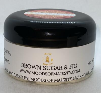 Brown Sugar & Fig Majesty Whip