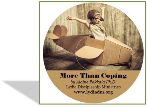 More Than Coping, CD - by Alaine Pakkala, Ph.D.