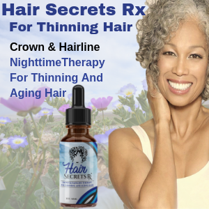 Hair Secrets Rx - Crown & Hairline Nighttime Therapy