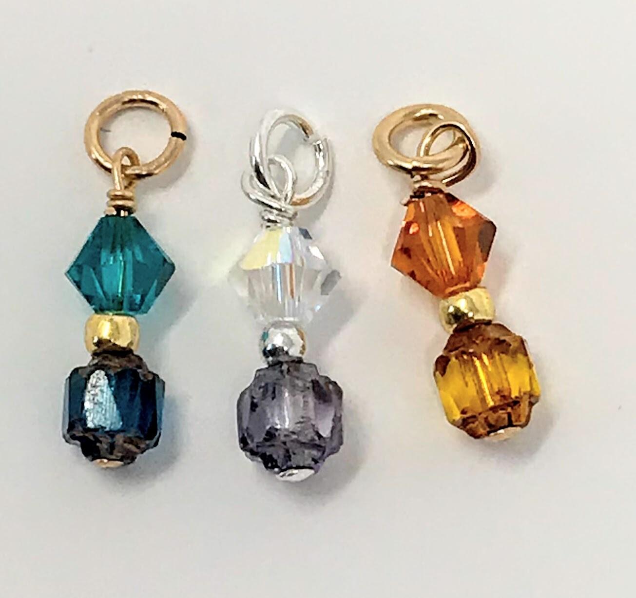 J-Crystal Bling (zicron, clear, hyacinth)