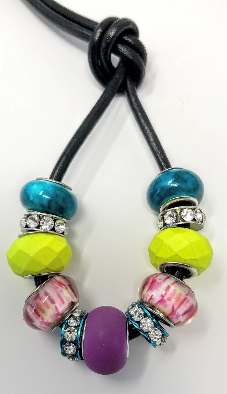 Loc Tie - Neon