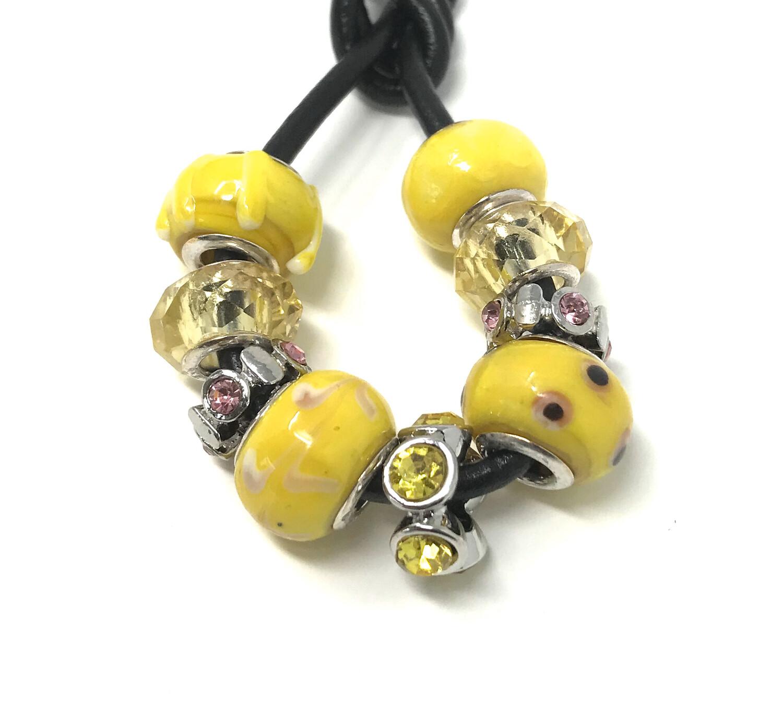 Loc Tie - Canary