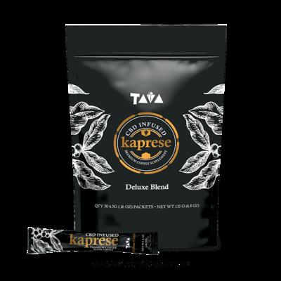 Kaprese CBD Infused Premium Coffee Supplement