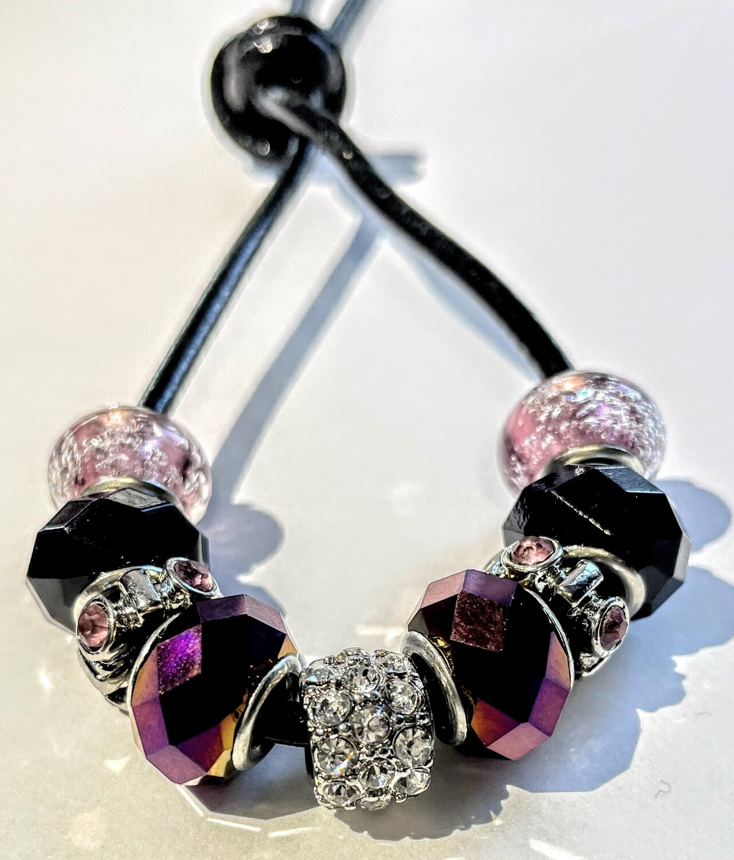 Lt - Purple Metallic Crystal