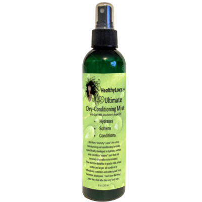 HealthyLocs Ultimate Dry Conditioning Mist