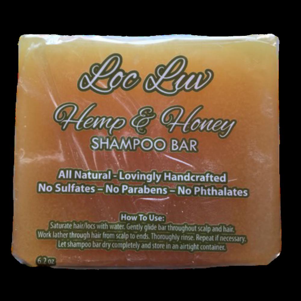 Shampoo Bar - Loc Luv Hemp & Honey