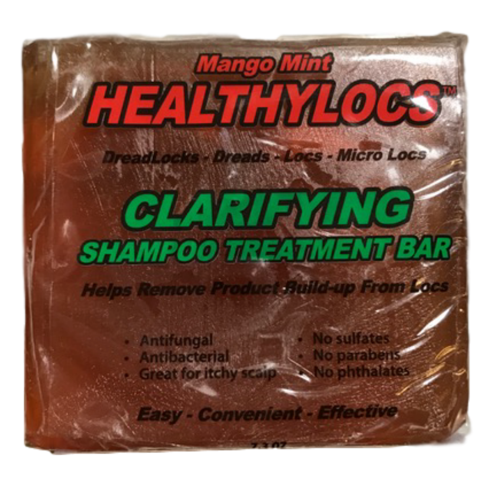 Mango Mint Clarifying Shampoo Treatment Bar