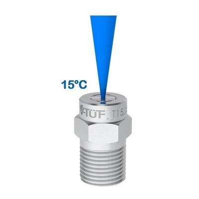 "15oC V-TUF Fan Jet Nozzle (1/4"")"
