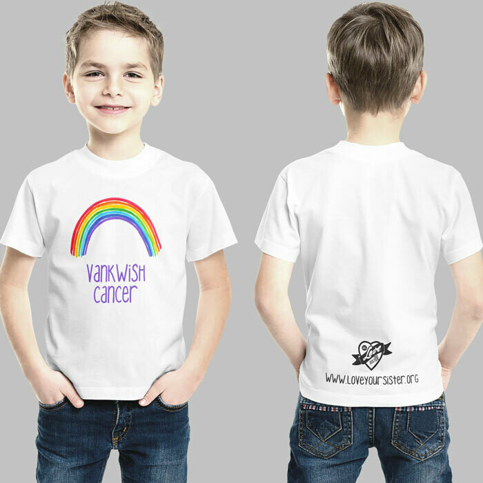 Vankwish Cancer - Kids Tee