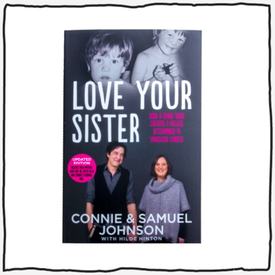Love Your Sister Book - Third Edition