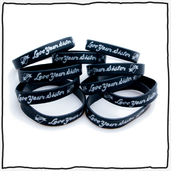 10x LYS Wristbands - Penny Refill Pack