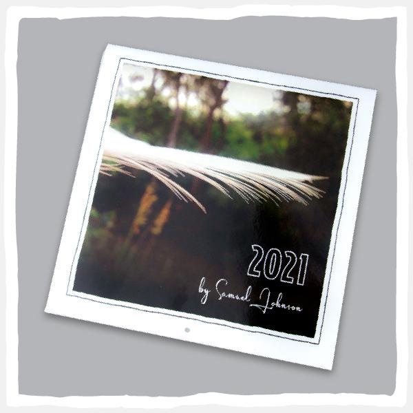 2021 by Samuel Johnson Calendar