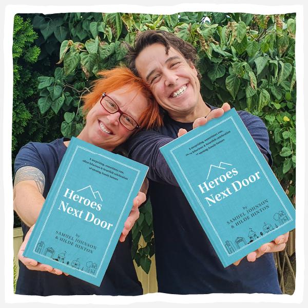 Heroes Next Door PRE-ORDER shipping 27 OCTOBER!