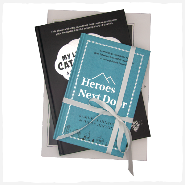 Heroes Next Door Gift Pack  PRE-ORDER shipping 27 OCTOBER!