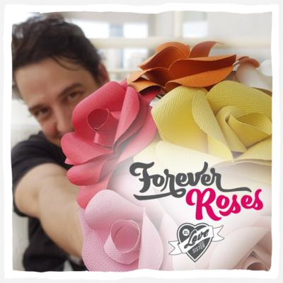 Paper Forever Roses