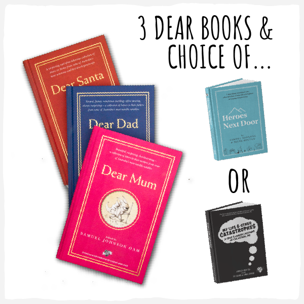 Book Bag Collector's Edition