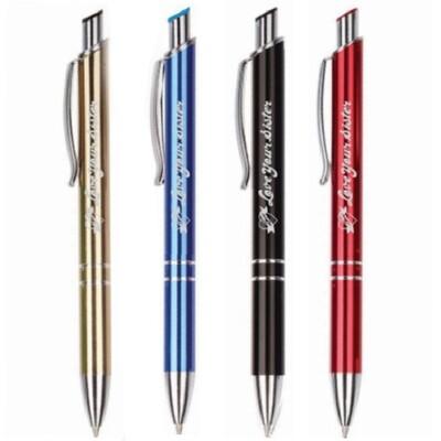 Shiny Metal Pen