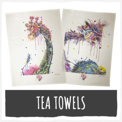 Awesome Tea Towels (on back order - eta 22nd may)