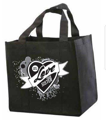 Crap Shopping Bag
