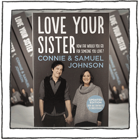 Love Your Sister Book - Second Edition
