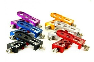 Tangent Chain Tensioners CNC Single Bolt