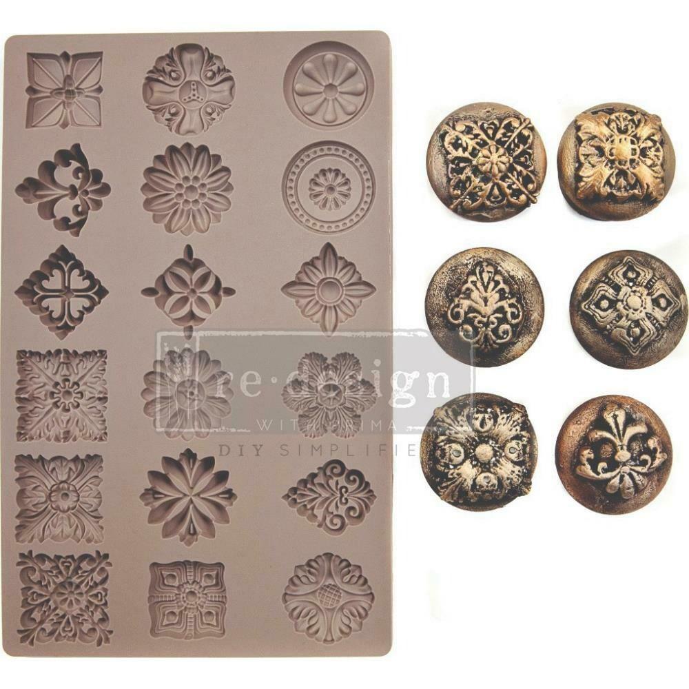 Prima Redesign Mould - Curio Trinkets