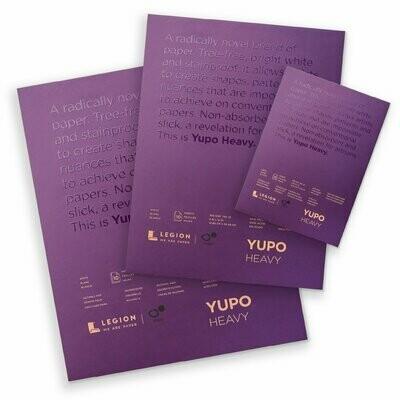 YUPO® Ultra Heavy Synthetic Paper Pad - 5