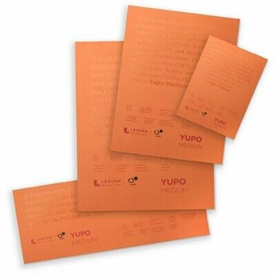 YUPO® Ultra Medium Synthetic Paper Pad - 5