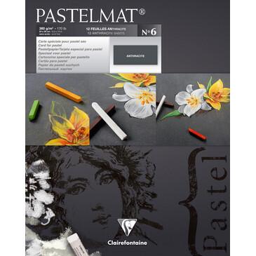PASTELMAT 360g PASTEL PAPER PAD No.6 - 24x30cm