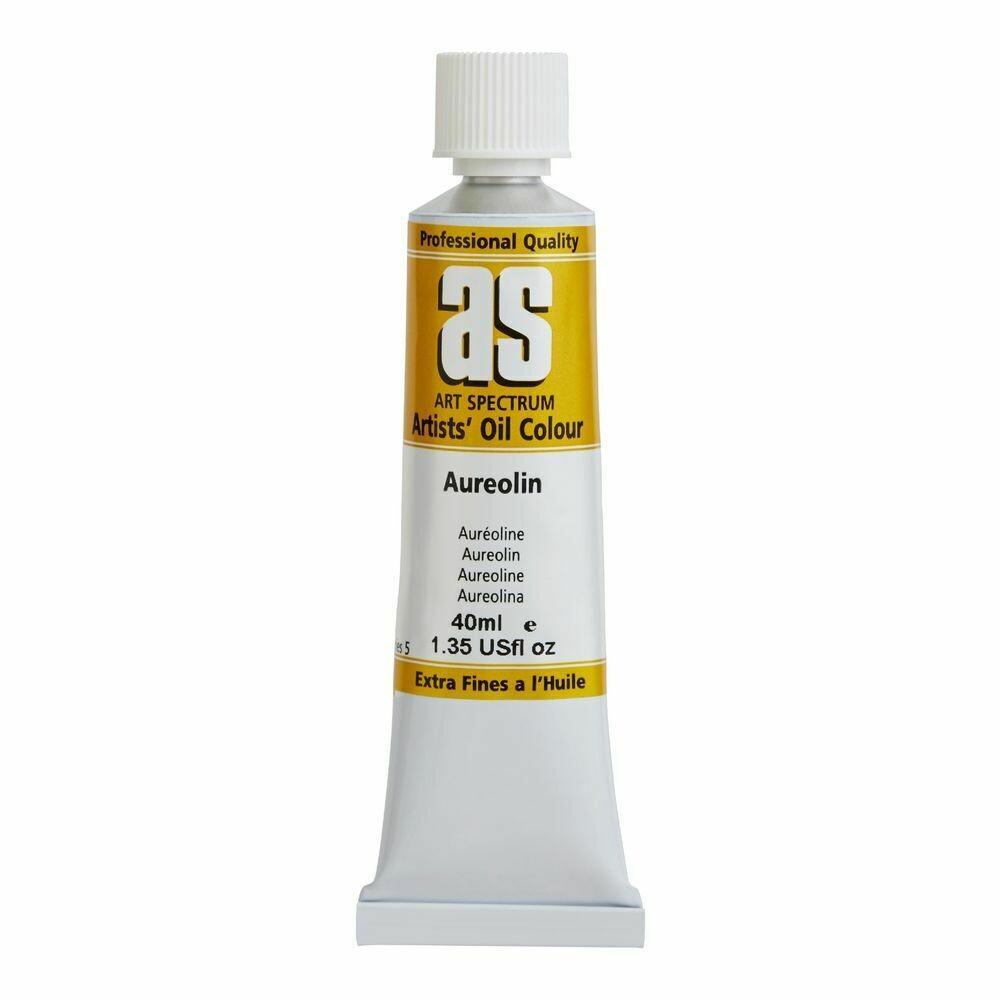 Art Spectrum® Artists' Oil Colour Aureolin - Series 5