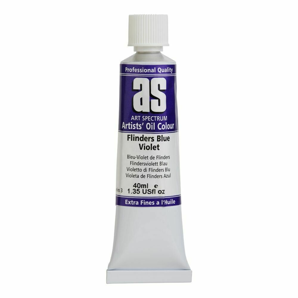 Art Spectrum® Artists' Oil Colour Flinders Blue Violet - Series 3