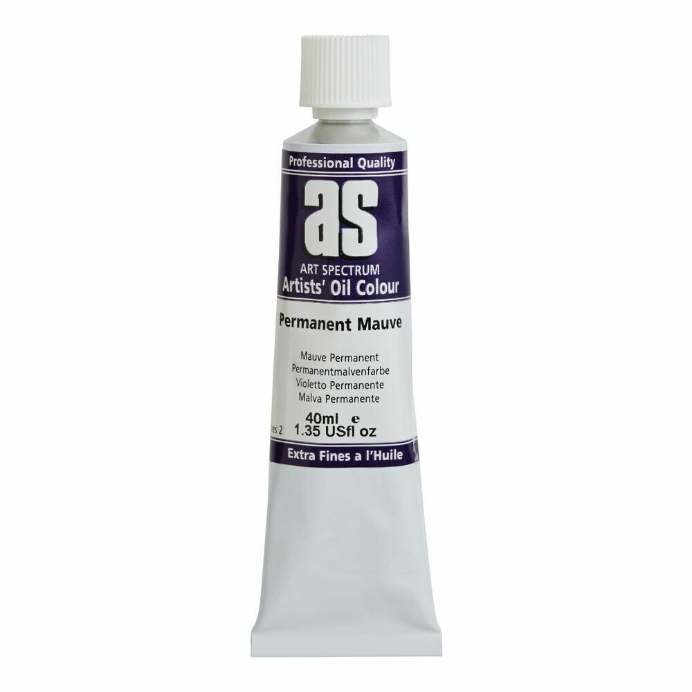 Art Spectrum® Artists' Oil Colour Permanent Mauve - Series 2