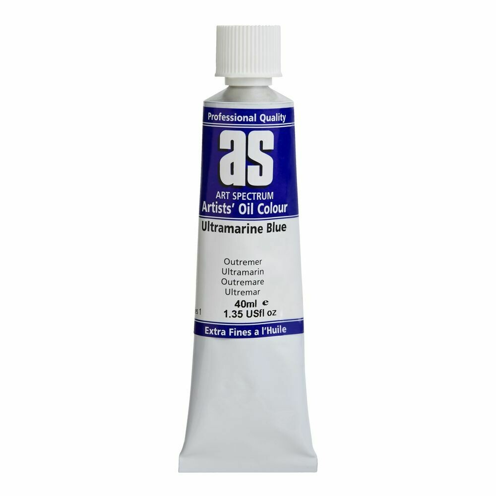 Art Spectrum® Artists' Oil Ultramarine Blue - Series 1