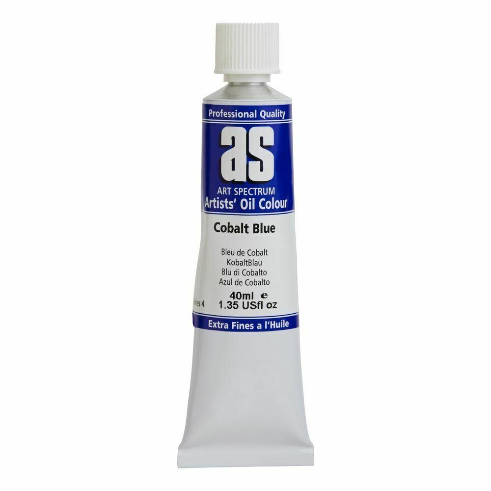 Art Spectrum® Artists' Oil Cobalt Blue - Series 4