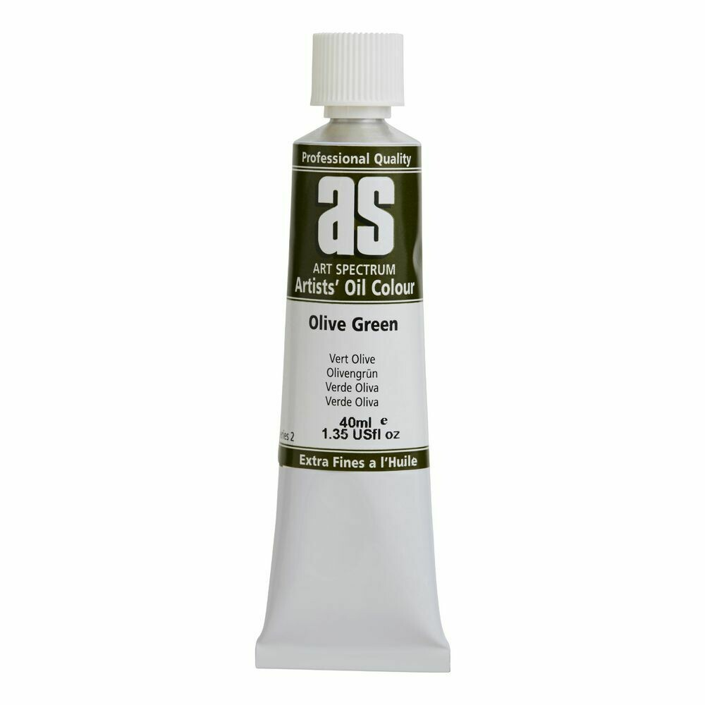 Art Spectrum® Artists' Oil Olive Green - Series 2