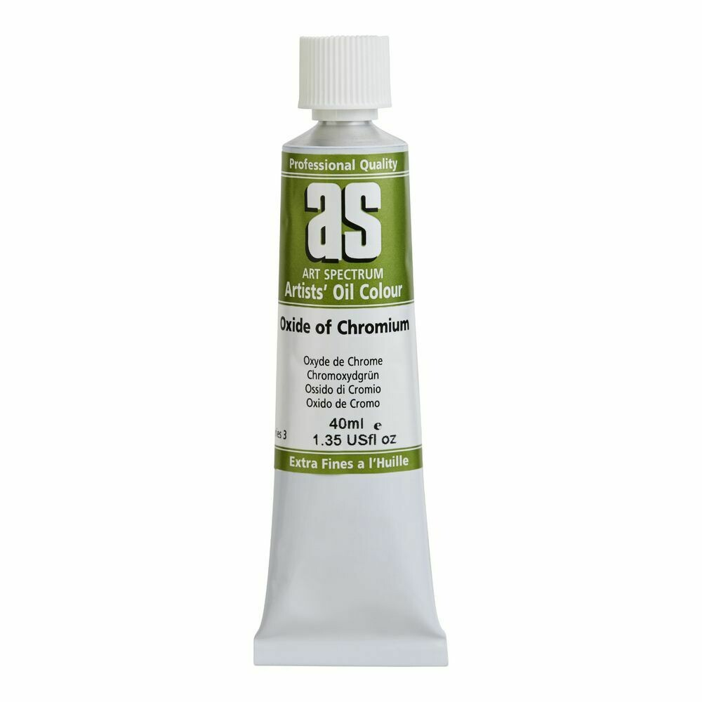 Art Spectrum® Artists' Oil Oxide of Chromium - Series 3