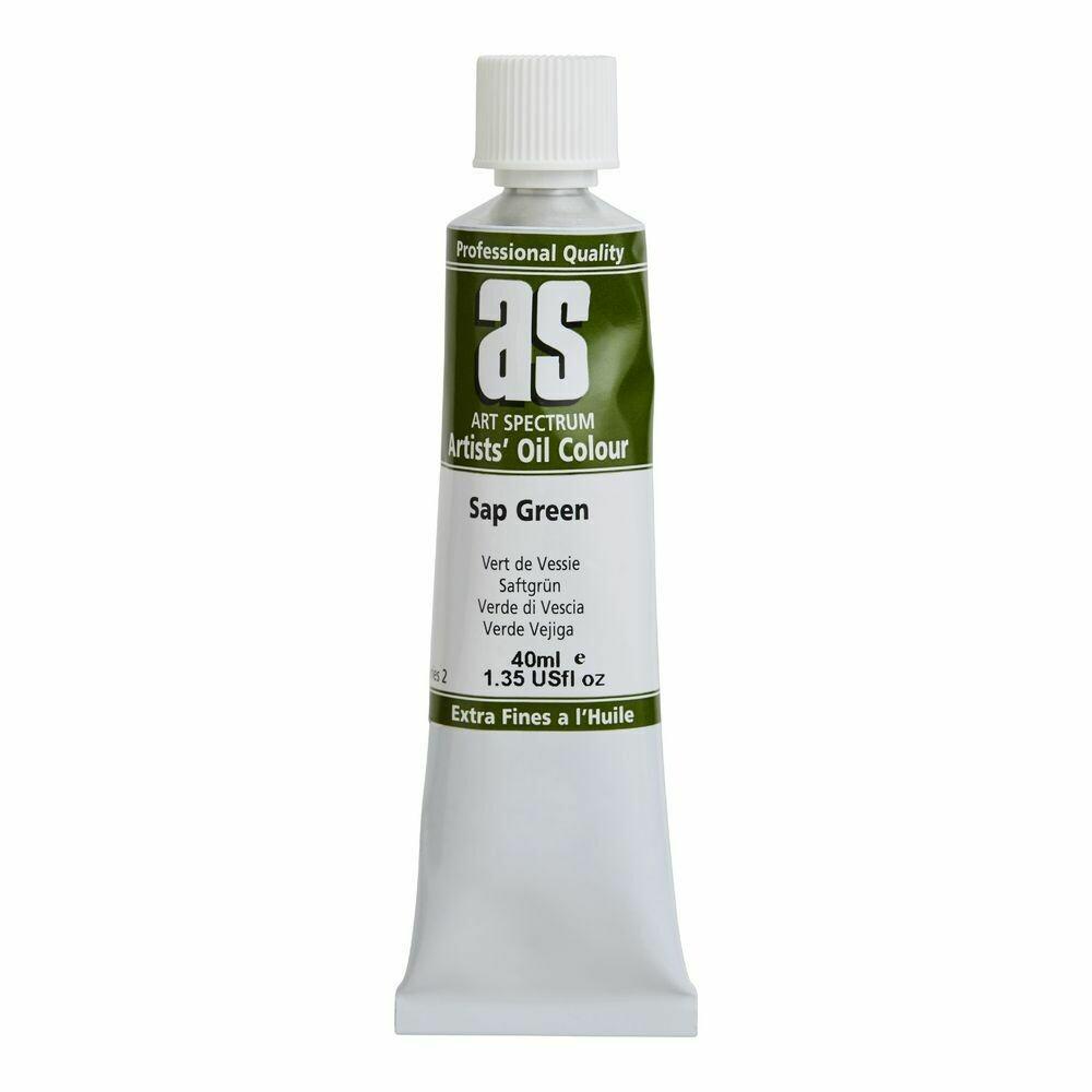 Art Spectrum® Artists' Oil Sap Green - Series 2