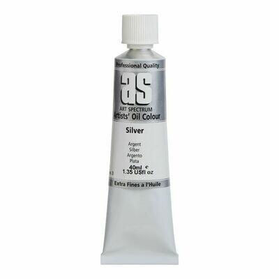 Art Spectrum® Artists' Oil Silver - Series 3