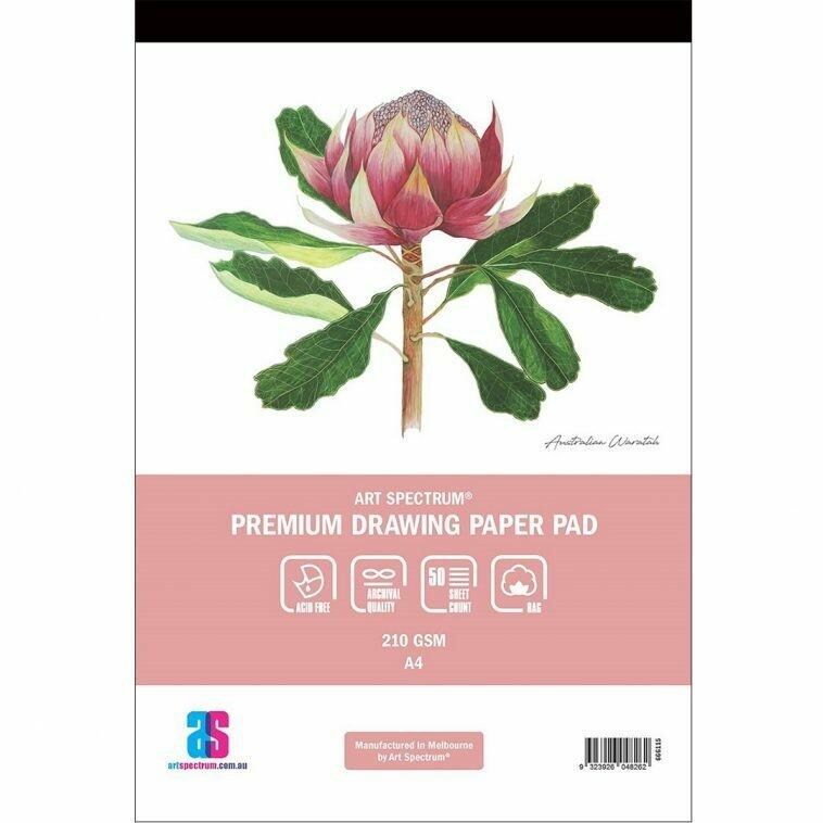 Art Spectrum® Premium Drawing Paper Pad A4