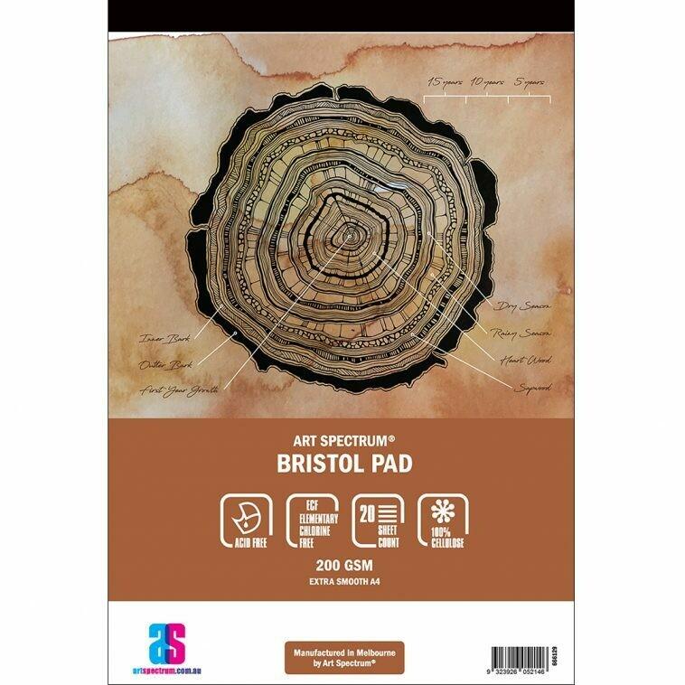 Art Spectrum® Bristol Pad A4