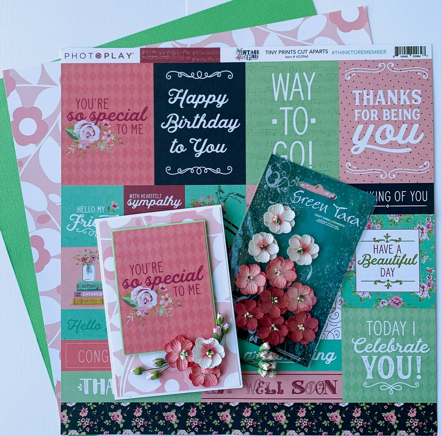 You're So Special to Me - Cardmaking Kit
