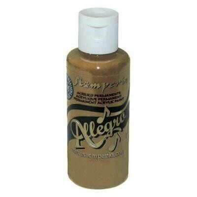 Stamperia Allegro Acrylic Paint - Cappuccino 59ml