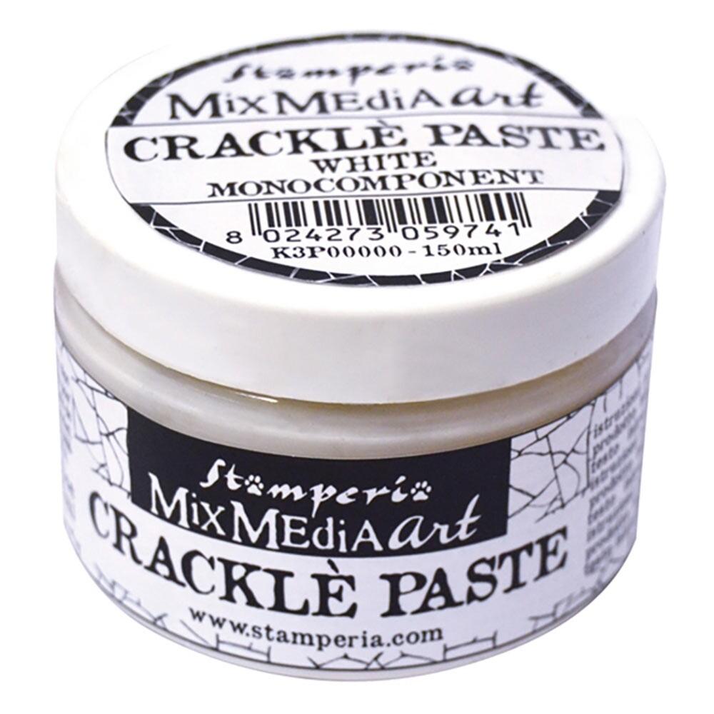 Crackle Paste - White 150ml