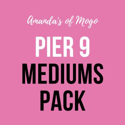 Antonis Tzanidakis' Pier 9 - Mediums Pack