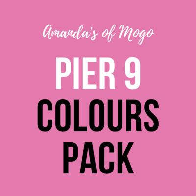 Antonis Tzanidakis' Pier 9 - Colours Pack