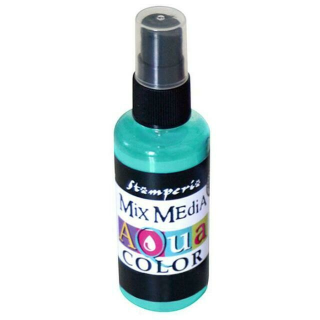 Aquacolour Spray - Turquoise 60ml