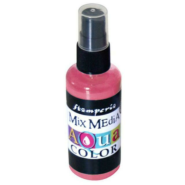 Aquacolour Spray - Antique Pink 60ml
