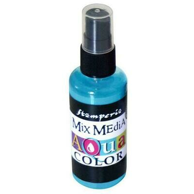 Aquacolour Spray - Sky Blue 60ml