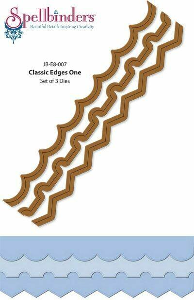Classic Edges One - Die Set