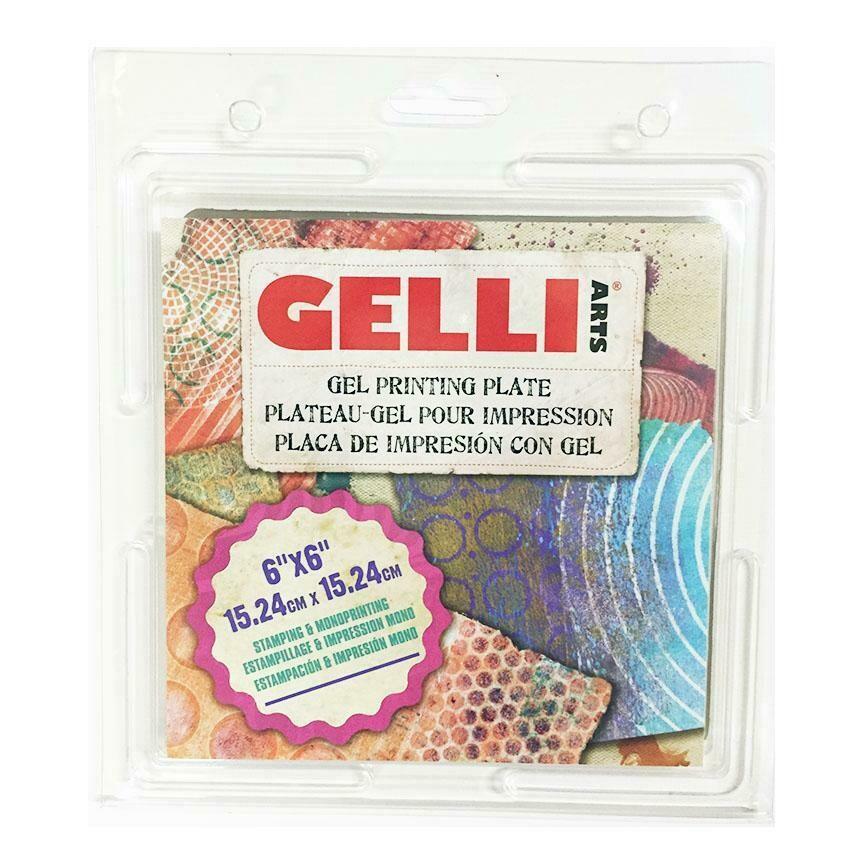 "6"" x 6"" Gelli Arts® Printing Plate"